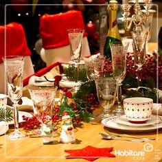 Acesse nosso blog e confira as novidades para o natal! blog.habitarecasa.com.br