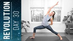 Revolution - Day 30 - Intuition Practice | Yoga with Adriene, 27 minutes