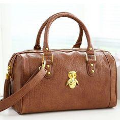 Designers mulheres Messenger bags, Coruja placa de mulheres PU bolsas de couro bolsa de, 14 - 2(China (Mainland))