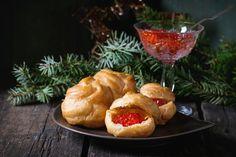 A Natale prepariamo i bign�: tre idee in versione salata