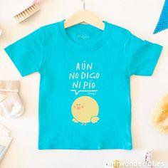 Camiseta infantil - Aún no digo ni pio