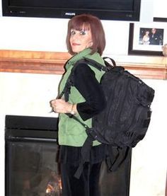 You do not have to be a large person to carry a bug-out-bag if you select the right pack, gear and supplies.
