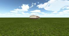 Cool 3D #marketing http://ift.tt/2p8CgeN #barn #workshop #greenhouse #garage #roofing #DIY