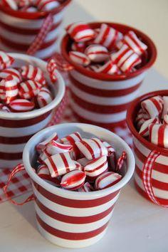 liebesbotschaft - christmas - candy
