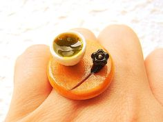 Kawaii Food Ring Bento Lunch by SouZouCreations on Etsy