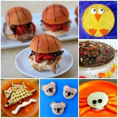 12 Kid Friendly Food Ideas to Make Meal Time Fun!