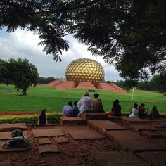 #Auroville #pondicherry Image By http://instagram.com/modfinn  Use #MyPYpic to have your pics featured by us