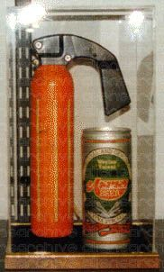 Aliens Archive | Alien | Nostromo Fire Extinguisher