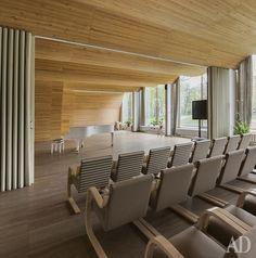 Conference Room, Divider, Architecture, Interior, Table, Furniture, History, Home Decor, Design
