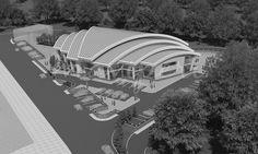 Bu proje, yarı olimpik yüzme havuzu ve gerekli tribünlerin yanında fitness salonu, spa, sauna ve masaj salonlarının olduğu tam teşekküllü bir sağlık merkezi olarak tasarlanmıştır. Yer / PLC : Zonguldak, Türkiye İşveren / CLA : Zonguldak Bülent Ecevit Üniversitesi İnşaat Alanı / GBA : 10.500 m2 Arsa Alanı / LA : 6.500 m2 Projelendirme Tarihi / DAT : 2010
