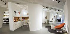 Project - Furniture showroom design - Architizer