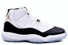 best service 2dddb be2b7 One of the most known shoes of all time...Nike Jordan 11.
