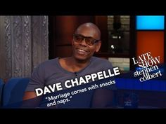 """Ahead of his residency at Radio City Music Hall, Dave Chappelle reviews comments he made at the then-President-elect back in November. Subscribe To """"The Late..."""
