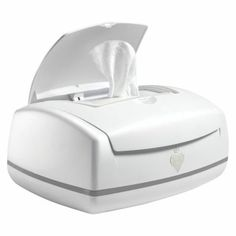 wipe warmer -- for makeup remover cloths instead of baby wipes! Repurpose baby wipe warmer!!