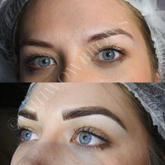 Hair Stroke / Feather Touch / Microblading / Microstroke / Tattooed Eyebrows / Melbourne / Australia / Natural Eyebrows / Brows / Tattooing