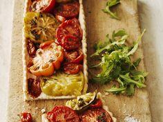 Tomatentarte aus Italien (Crostata al pomodoro) - smarter - Zeit: 30 Min.   eatsmarter.de