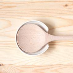 Utility Spoon Rest ++ pigeon toe ceramics
