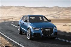 Nuevo Audi RS Q3 Concept