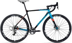 Giant Tcx Slr 1 Cyclo Cross 2017 in Blk/Red/Blu 1749.00
