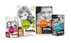 Pelc & Partners - Pet Food #packaging #design — World Packaging Design Society / 世界包裝設計社會 / Sociedad Mundial de Diseño de Empaques