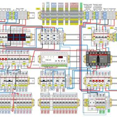 Home Electrical Wiring, Electrical Projects, Electrical Engineering, Electronic Circuit Design, Distribution Board, Did You Know Facts, Wire Wrapping, House Plans, Album