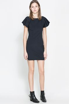 Zara Re-Invents The Little Black Dress, & We Want Them All #refinery29