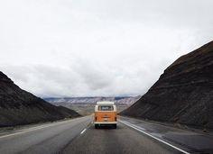 Campervan travels