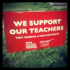 30000 Chicago teachers prepare for strike action