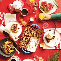 The holidays promise some of the happiest, coziest family breakfasts of the year. Make ithassle-free as well with sweet and savory dishe...