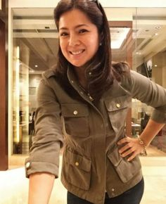 Alice Dixson happy with foreigner BF Alice Dixson, Ghost Bride, I Want To Work, Pinoy, Movies And Tv Shows, Getting Married, Military Jacket, Interview, Actresses