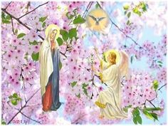 JEZUS en MARIA Groep.: HET JA WOORD AAN GOD