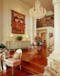 Grand open Foyer  « Culbertson Durst Interior Design