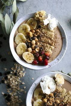 Tahini Espresso Smoothie Bowl | Community Post: 12 Mind-Blowing Ways To Put Coffee In Everything