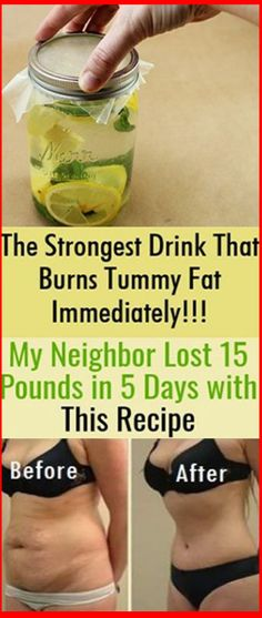 The Strongest Drink That Burns Tummy Fat Immediately! My Neighbor Lost 15 Poun. - The Strongest Drink That Burns Tummy Fat Immediately! My Neighbor Lost 15 Pounds in 5 Days with T - Detox Cleanse For Weight Loss, Full Body Detox, 5 Day Detox Cleanse, Stomach Cleanse, Diet Detox, Diet Drinks, Healthy Drinks, Health Blog, Health Fitness