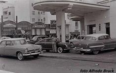 Puente Hierro - Caracas años 50