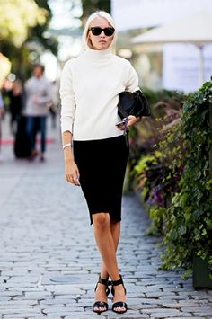 """Stupid and sexist article title """"35 Fashionable Work Outfits For Women To Score A Raise."""" Insinuates that for a woman to get a raise, it depends upon how she looks."""