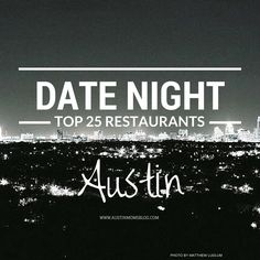 """Austin is one of the best foodie towns around. We are super lucky to be surrounded by a plethora of incredible cuisine. I used to be a """"picky"""" eater and stayed true to my chain-restaurant roots. When we moved to Austin after college, I started dabbling in the """"foodie"""" realm. I was still apprehensive, but…"""