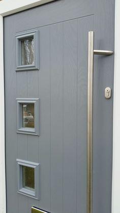 Moon dust composite door from www.xtremedoor.co.uk
