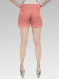 Short Nutt #moda #lino #SS2014 www.abito.com.mx