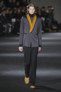 Male Fashion Trends: Ann Demeulemeester Fall/Winter 2016/17 - Paris Fashion Week
