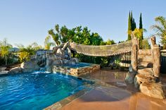 Tropical Spaces Landscaping My Backyard Design, Pictures, Remodel, Decor and Ideas - page 8