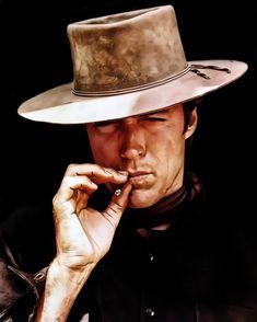 Clint Eastwood-Legend by donvito62.deviantart.com on @deviantART