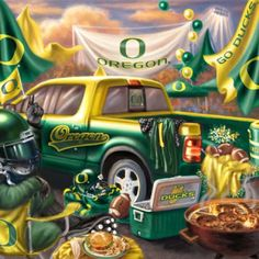 University of Oregon #nationalbrand