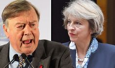 THERESA May is weathering her first major assault after Ken Clarke claimed she has no idea how to deliver Brexit and revealed he would vote against leaving the EU in the Commons.