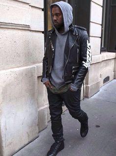 Kanye West | Fashion style
