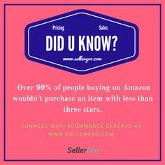Knowing something new is useful and interesting so join sellergro by registering at www.sellergro.com/register to know new things about ecommerce everyday and get the best selling experience in ecommerce