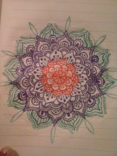 # Mandala#my#art#2016#