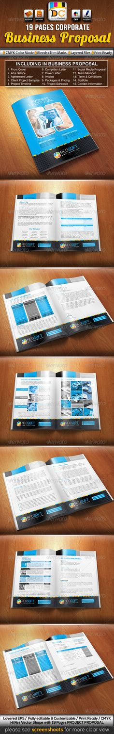 Buy NeoSoft Business/Project Proposal by ContestDesign on GraphicRiver. NeoSoft Business/Project Proposal 21 pages professional Business Proposal for multipurpose use, quality design, Clea. Invoice Design, Invoice Template, Project Proposal Template, Proposal Templates, Stencil Templates, Print Templates, Official Letter Sample, Corporate Id, Presentation Folder