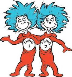 Dr. Seuss Characters Coloring Pages - Bing Images