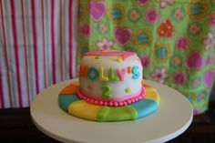 Molly's party was Featured on this beautiful blog!!! {Blissful Customers} Shoe Themed Party